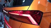 Skoda Vision In Concept Tail Lamp