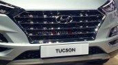 2020 Hyundai Tucson Facelift Front Grille