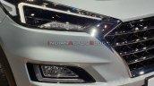2020 Hyundai Tucson Facelift Headlamp And Fog Lamp