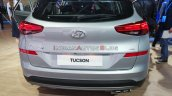 2020 Hyundai Tucson Facelift Rear Auto Expo 2020