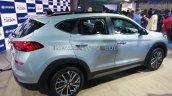 2020 Hyundai Tucson Facelift Right Side Auto Expo