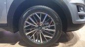 2020 Hyundai Tucson Facelift Wheel Auto Expo 2020