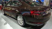2020 Skoda Superb Facelift Rear Three Quarters Aut