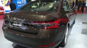 2020 Skoda Superb Facelift Rear Three Quarters Rig