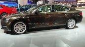 2020 Skoda Superb Facelift Side Profile Auto Expo