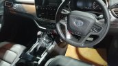2020 Tata Harrier Automatic Interior Auto Expo 202