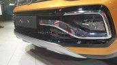 2021 Vw Taigun Front Bumper Auto Expo 2020
