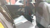 2021 Vw Taigun Rear Seat Auto Expo 2020