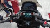 Auto Expo 2020 Hero Electric Ae 3 Trike Instrument