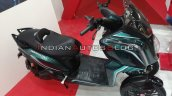 Auto Expo 2020 Hero Electric Ae 3 Trike Right Side