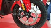 Auto Expo 2020 Hero Electric Ae 47 Motorcycle Fron
