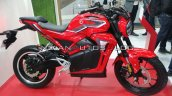 Auto Expo 2020 Hero Electric Ae 47 Motorcycle Righ