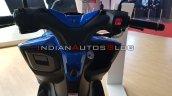 Bs Vi Suzuki Burgman Street Auto Expo 2020 Cockpit