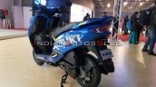 Bs Vi Suzuki Burgman Street Auto Expo 2020 Left Re