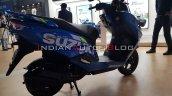 Bs Vi Suzuki Burgman Street Auto Expo 2020 Right R