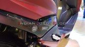 Bs Vi Suzuki Burgman Street Red Auto Expo 2020 Sid