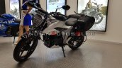 Bs Vi Suzuki Gixxer 155 With Accessories Left Fron