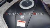 Bs Vi Suzuki Gixxer 250 Auto Expo 2020 Fuel Tank