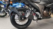 Bs Vi Suzuki Gixxer 250 Auto Expo 2020 Rear Wheel