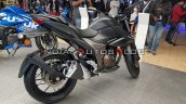 Bs Vi Suzuki Gixxer 250 Auto Expo 2020 Right Rear