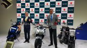 Bs Vi Suzuki Motorcycles Auto Expo 2020