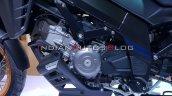 Bs Vi Suzuki V Strom 650 Xt Auto Expo Engine
