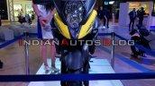 Bs Vi Suzuki V Strom 650 Xt Auto Expo Front