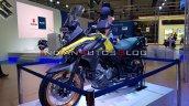 Bs Vi Suzuki V Strom 650 Xt Auto Expo Left Front Q