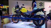 Bs Vi Suzuki V Strom 650 Xt Auto Expo Left Side