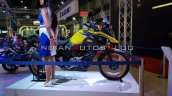 Bs Vi Suzuki V Strom 650 Xt Auto Expo Right Side