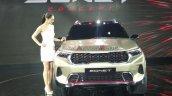 Kia Sonet Concept Front Auto Expo 2020