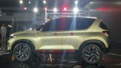 Kia Sonet Concept Side Profile Auto Expo 2020