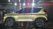 Kia Sonet Concept Side Profile Auto Expo 2020