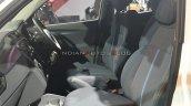 Mahindra E Kuv100 Front Seats Auto Expo 2020