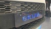Mahindra E Kuv100 Grille Auto Expo 2020