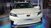 Mahindra E Xuv300 Concept Front Auto Expo 2020