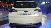 Mahindra E Xuv300 Concept Rear Auto Expo 2020