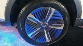 Mahindra E Xuv300 Concept Wheel Auto Expo 2020