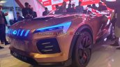 Mahindra Funster Concept Front Three Quarters Auto