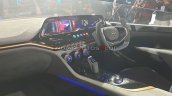 Mahindra Funster Concept Interior Dashboard Auto E