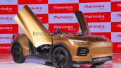 Mahindra Funster Concept Suicide Doors Auto Expo 2