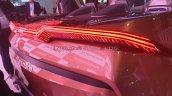 Mahindra Funster Concept Tail Light Auto Expo 2020