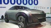 Maruti Concept Futuro E Front Three Quarters Stanc