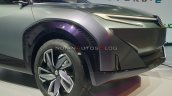 Maruti Concept Futuro E Wheel And Fender Auto Expo