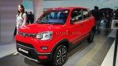 Maruti S Presso Cng Front Three Quarters Auto Expo