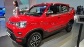 Maruti S Presso Cng Front Three Quarters Left Side