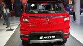Maruti S Presso Cng Rear Auto Expo 2020