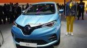 Renault Zoe Ev Auto Expo 2020 90bf