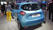 Renault Zoe Ev Rear Three Quarters At Auto Expo 20