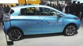 Renault Zoe Ev Right Side At Auto Expo 2020